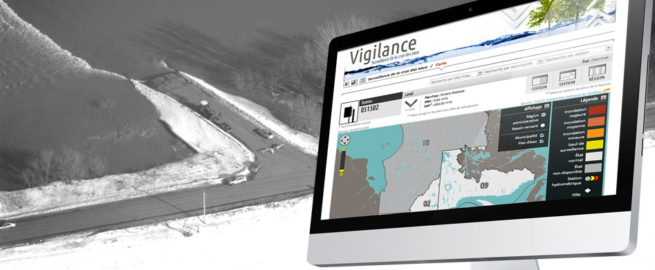 Vigilance - Site Web